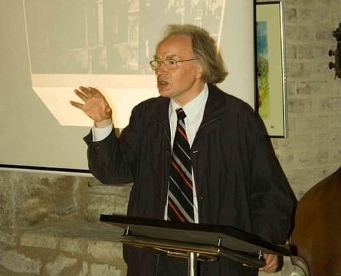 Prof. Angenendt über die Geburt des Münsterlandes